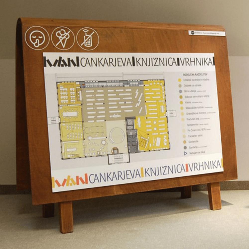 Tisk table - veliki format