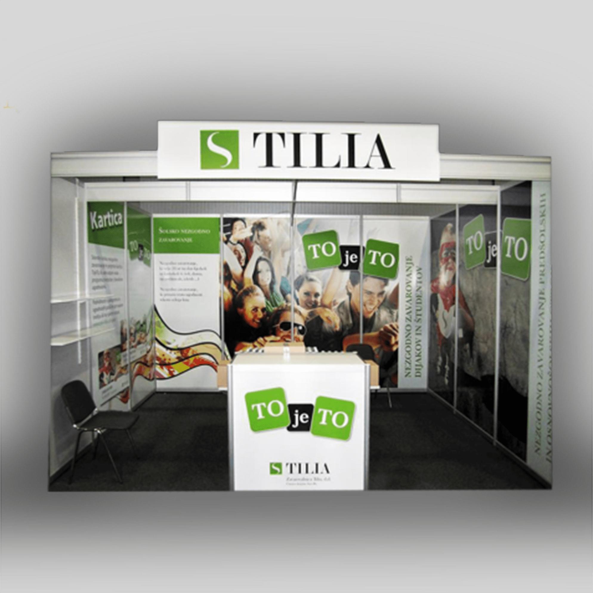 Sejemski pult - Tilia