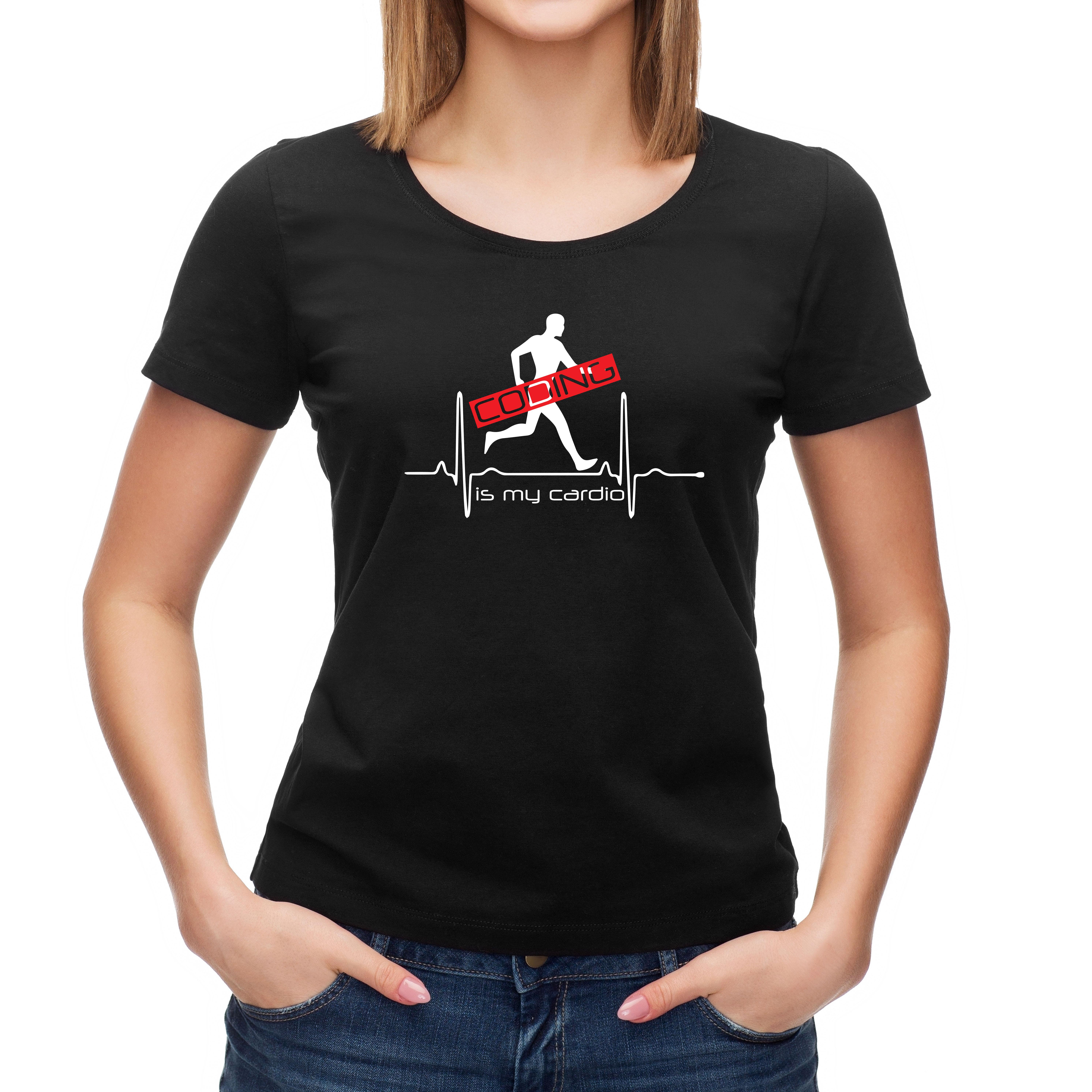 Ženska telirana majica